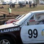 Автокросс в Запорожье