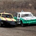 В Крыму состоялся 1 этап Чемпионата 2012 года по контактному автокроссу