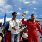 Гонка в Запорожье - 16 июня 2012 года